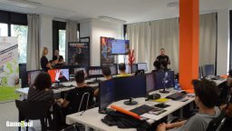 Open Day @ Digital Bros Game Academy per GameStop+