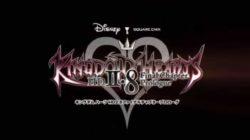 Kingdom Hearts II.8 rivelato in esclusiva su PS4