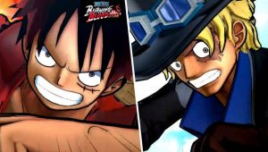 One Piece: Burning Blood annunciato per PS4, Xbox One e PSVita
