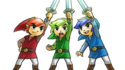 Nuovo trailer per The Legend of Zelda: Tri Force Heroes