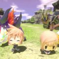 World of Final Fantasy: nuovo trailer dal TGS 2015