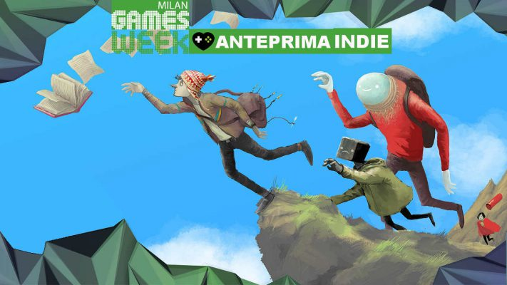 Blue Volta – Anteprima GamesWeek 2015