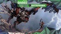 Horizon: Zero Dawn – Anteprima GamesWeek 2015