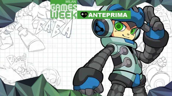 Mighty no.9 – Anteprima GamesWeek 2015
