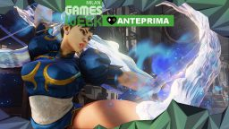 Street Fighter V – Anteprima GamesWeek 2015