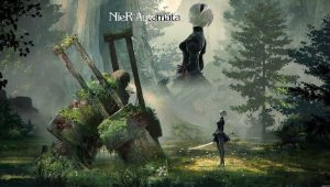 NieR: Automata, primo gameplay trailer