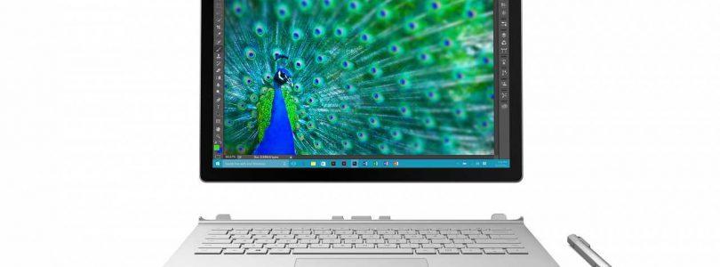 Presentato Surface Book, il laptop definitivo Microsoft