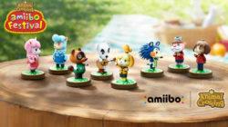 Una data d'uscita per Animal Crossing Amiibo Festival