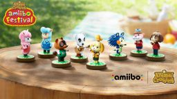 Una data d'uscita per Animal Crossing Amiibo Festival