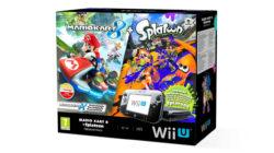 Bundle Wii U con Mario Kart 8 e Splatoon in arrivo