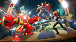 Marvel Battlegrouds rivelato per Disney Infinity 3.0