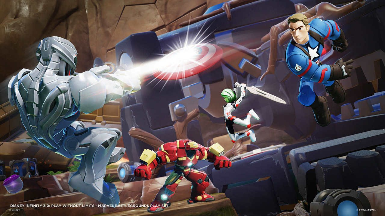 disney infinity marvel 3