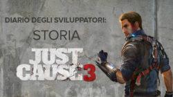 Just Cause 3, dietro le quinte su storia e missioni