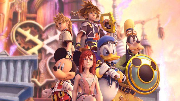 FF XV e Kingdom Hearts 3 tra i 10 giochi più desiderati in Giappone