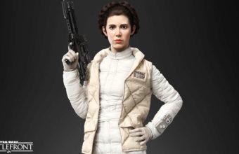Addio a Carrie Fisher, indimenticabile Principessa Leia