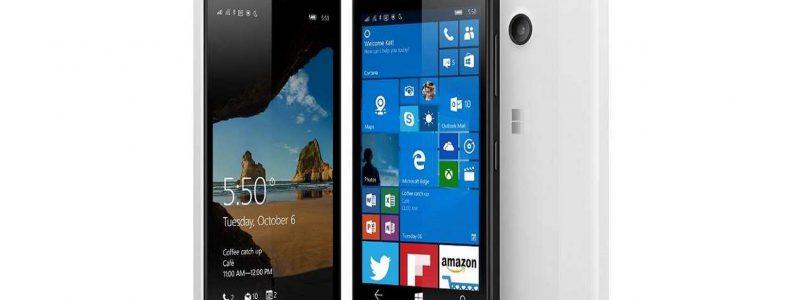 Svelato Lumia 550, smartphone low-cost con Windows 10