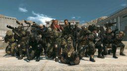 L'aggiornamento per Metal Gear Online in dettaglio