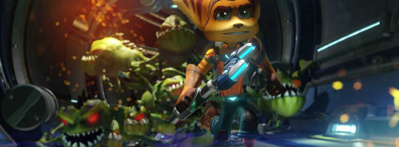 Ratchet and Clank in azione in un nuovo video