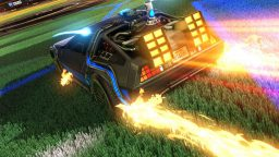 Si ritorna al futuro con Rocket League