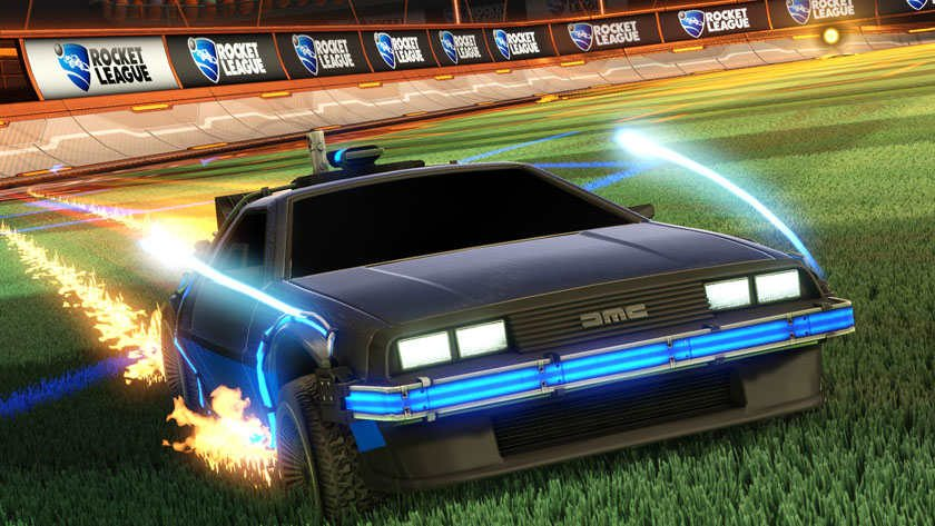 rocket-league-bttf--testo-gamesoul