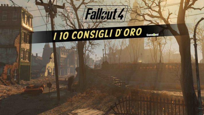 Fallout 4: i 10 Consigli d'Oro – Guida