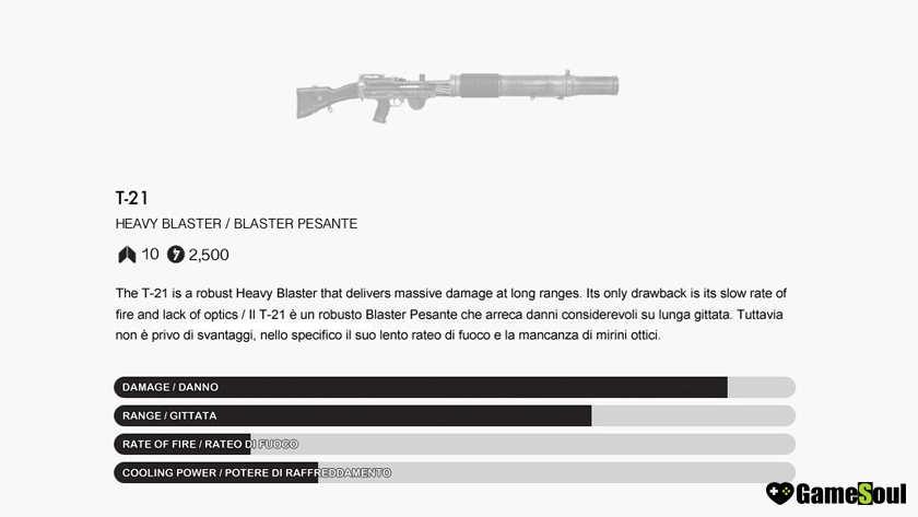 Blaster-Pesante-T-21