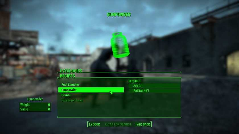 Fallout 4 Guida alle Mod Craftable Ammunition (4)