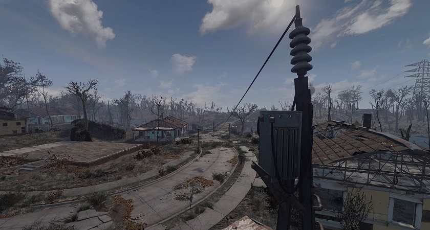 Fallout 4 Guida alle Mod Longer Power Lines (2)