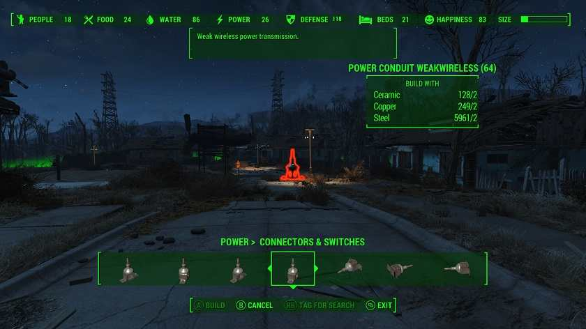 Fallout 4 Guida alle Mod Various Wireless Power (2)