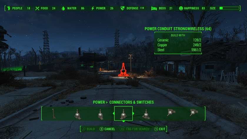 Fallout 4 Guida alle Mod Various Wireless Power (3)