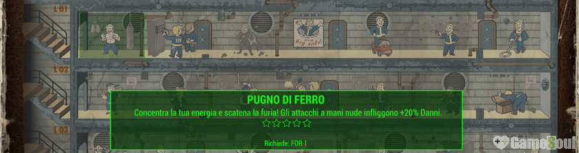 Fallout 4 Guida alle SPECIAL - Forza (1)