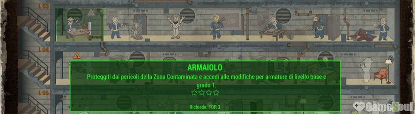 Fallout 4 Guida alle SPECIAL - Forza (3)