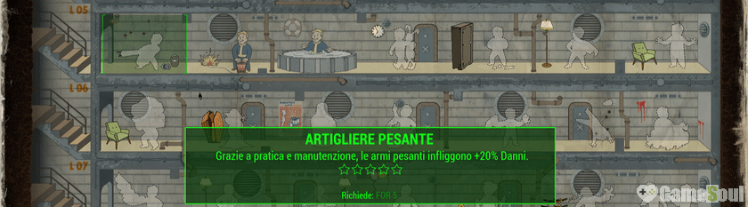 Fallout 4 Guida alle SPECIAL - Forza (5)