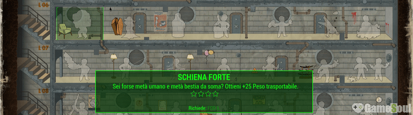 Fallout 4 Guida alle SPECIAL - Forza (6)