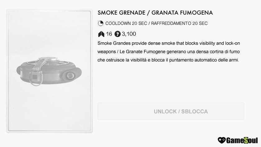 Granata-Fumogena