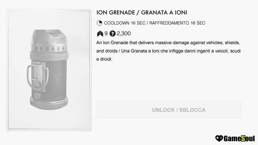 Granata-a-Ioni