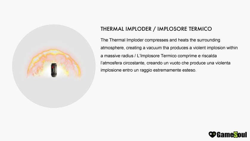 Implosore-Termico