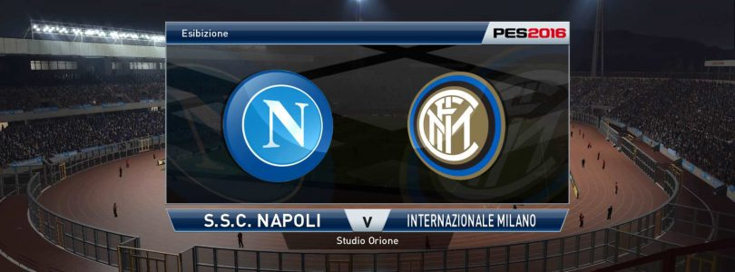 71° Minuto   Napoli – Inter (Serie A)   PES 2016
