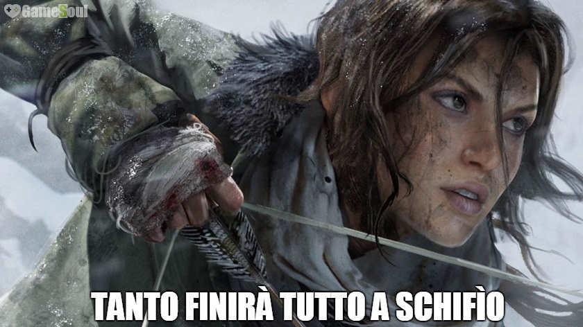 Rise of The Tomb Raider Meme (1)