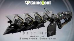 Destiny – Guida al Simulatore Dormiente