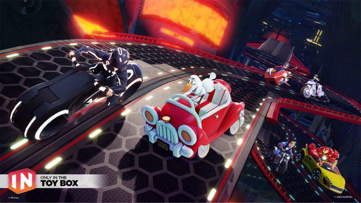 Disney Infinity 3.0: Toy Box Speedway – Recensione