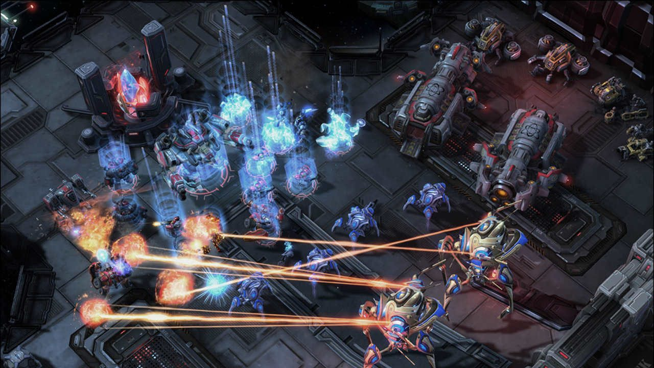 StarCraft II: Legacy of the Void