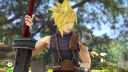 Da Final Fantasy VII arriva Cloud su Super Smash Bros.