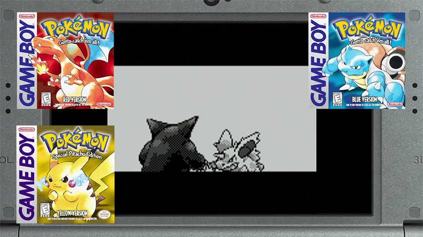 pokemon virtual console