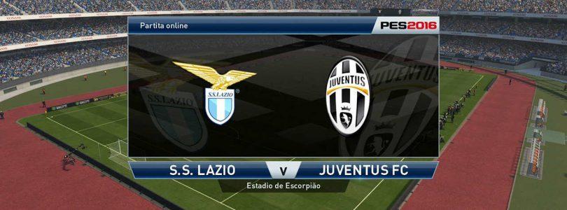 71° Minuto   Lazio – Juventus (Serie A)   PES 2016