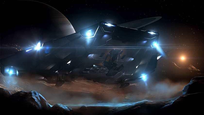 Elite: Dangerous Horizon - Cobra MK IV