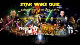 Star Wars Quiz: Quanto scorre potente la Forza in voi?