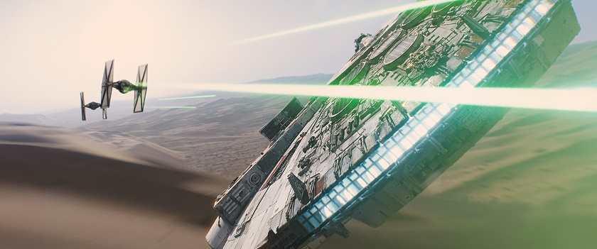 Star Wars - Il Risveglio della Forza (5)
