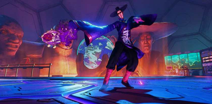 Street Fighter V FANG Image (4)