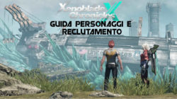 Xenoblade Chronicles X – Guida ai Personaggi e Reclutamento